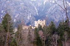 Free Hohenschwangau Castle Stock Images - 36573844