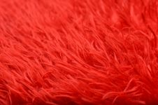 Free Red Doll Hair Texture Stock Photo - 36574410