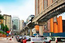 Free Cityscape In Kuala Lumpur Malaysia Stock Images - 36577484