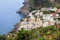 Free Riomaggiore Coast Royalty Free Stock Photography - 36580737