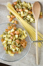 Free Pasta Prepare For Cooking Royalty Free Stock Images - 36581499