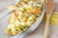 Free Uncooked Pasta Royalty Free Stock Photos - 36581598