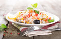 Free Rice With Vegetables Stock Photos - 36584473