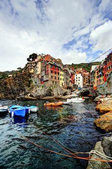 Free Riomaggiore Stock Photography - 36580342