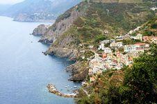 Free Riomaggiore Coast Royalty Free Stock Image - 36580786