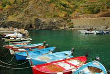 Free Vernazza Marina Stock Images - 36581544