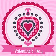 Free Heart Love Valentines Day Royalty Free Stock Photography - 36583417