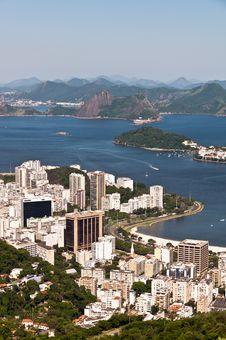 Free Residential Buildings In Rio De Janeiro Royalty Free Stock Photos - 36594498