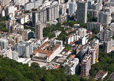 Free Residential Buildings In Rio De Janeiro Royalty Free Stock Images - 36594589