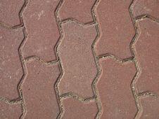 Free Line On Cobblestone Royalty Free Stock Photo - 36596305