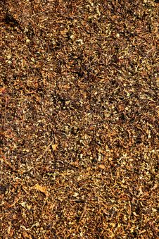Free Dry Tobacco Stock Photo - 36597340