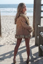 Free Model At The Beach Royalty Free Stock Photo - 3660325