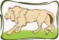 Free Lion Royalty Free Stock Image - 3663296