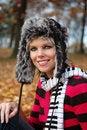 Free Beautiful Autumn Girl Royalty Free Stock Photography - 3664657