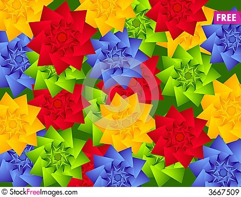 Free Colorful Christmas Bows Background Royalty Free Stock Images - 3667509