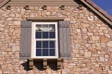 Free Abstract Of New Home Construction Facade. Stock Photos - 3660683