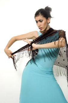 Free Spanish Dancer Stock Photo - 3660830