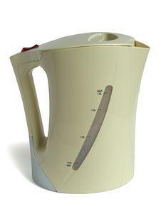 Electric Tea-pot Royalty Free Stock Photos