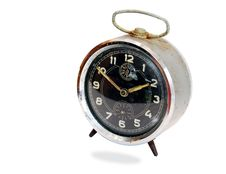 Free Old Clock Stock Photography - 3661242
