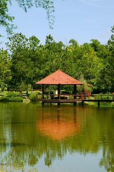 Free Asian Garden Stock Photography - 3661272