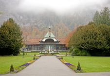 Free Swiss Park 1 Royalty Free Stock Photo - 3662055