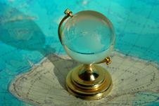 Globe Royalty Free Stock Photography