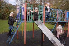 Free Fun In The Park Stock Photos - 3662673