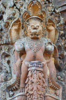 Free Banteay Srei, Angkor, Cambodia Stock Photography - 3662952