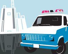Free Ambulance Royalty Free Stock Photo - 3663105