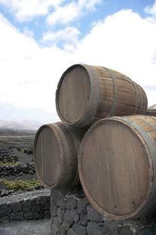 Free Three Barrels Ii Stock Photo - 3663360
