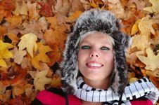 Free Portrait Of Girl Stock Photo - 3664650