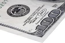 Free Dollar Stock Photo - 3666610