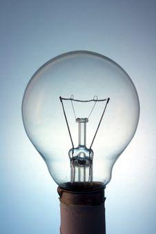 Free Light Bulb Royalty Free Stock Photo - 3667165