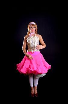 Free Doll Royalty Free Stock Photos - 3667648