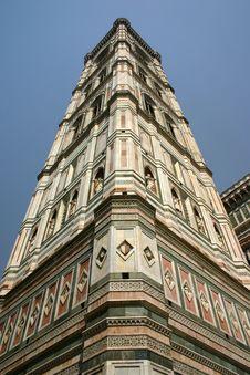 Free Campanile Tower Royalty Free Stock Photo - 3667795