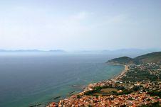 Free Village On The Amalfi Coast Royalty Free Stock Images - 3668179