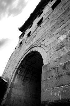 Free Ancient City Royalty Free Stock Photo - 3668365