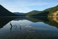 Free Sullivan Lake Royalty Free Stock Photo - 3669245