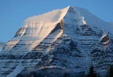 Free Mount Robson Stock Image - 3669251