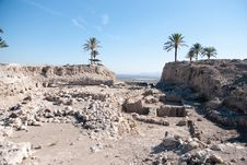 Free Excavations In Israel Royalty Free Stock Photography - 36600927