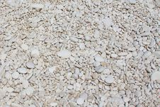 Free Small White Pebbles Stock Images - 36607464