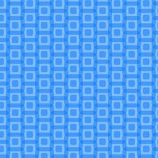 Free Abstract Blue Rounded Squares Pattern, Vector Royalty Free Stock Images - 36614349