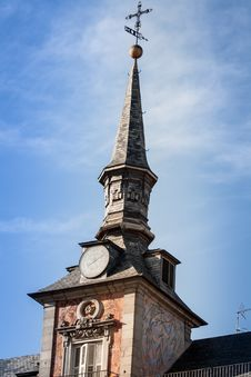 Free Church Steeple Stock Photos - 36614783