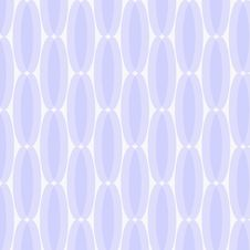 Free Abstract Placid Blue Ovals Pattern, Vector Royalty Free Stock Images - 36614829