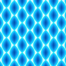 Free Glowing Abstract Pattern In Shades Of Blue, Vector Stock Photos - 36614953