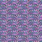Free Violet Vector Seamless Pattern Royalty Free Stock Photos - 36619258