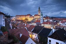Free Cesky Kromlov, Czech Republic. Stock Photography - 36620962