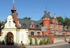 Free Chapel In Plawniowice Stock Photos - 36622123