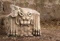 Free Hidden Tiger Historic Antique Statue Ruins Stock Photo - 36632780