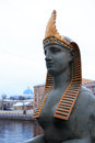 Free Sphinx Statue Royalty Free Stock Photo - 36633435